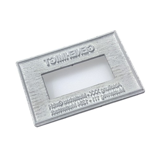 Replacement text plate Trodat date stamp 5460 (incl. ink pad 6/56)